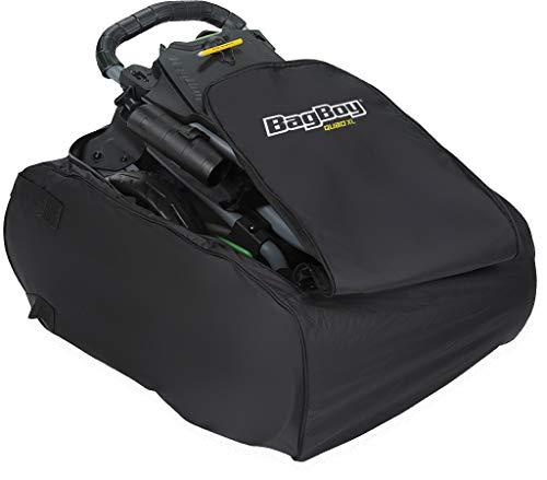 Bag Boy Carry Bag Quad Black