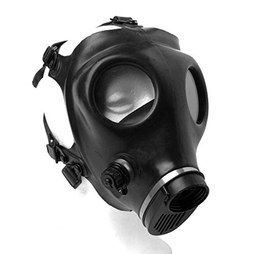 KYNG Face Mask Protection Halloween For Industrial Use, Home Projects, Painting, Welding, Prepping, Emergency Preparedness KYNG Mask Only (filter sold separately)