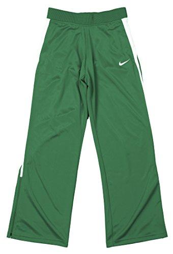 Nike Womens Mystic Warm-up DriFIT Pants Green