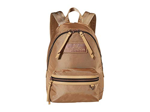 Marc Jacobs The DTM Medium Backpack Tan One Size