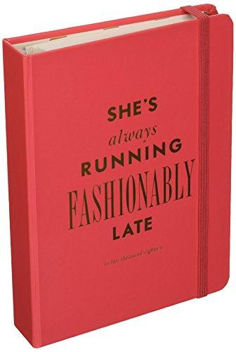 Kate Spade New York Medium Agenda, Fashionably Late (173149)