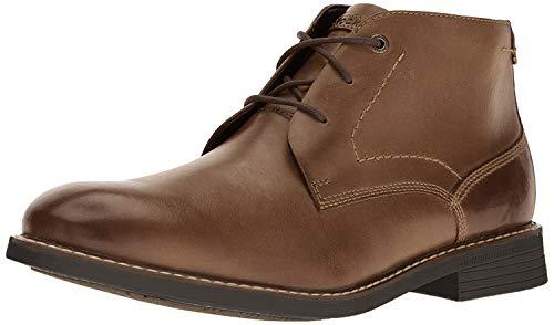 Rockport Men's Classic Break Chukka Boot- Dark Brown Leather-6.5 W