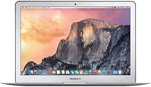 (Refurbished) Apple MacBook Air MJVM2LL/A 11.6-Inch laptop(1.6 GHz Intel i5, 128 GB SSD, Integrated Intel HD Graphics 6000, Mac OS X Yosemite