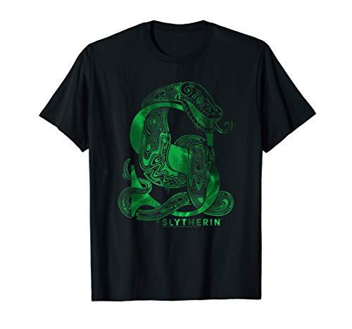 Harry Potter Slytherin S Logo T-Shirt