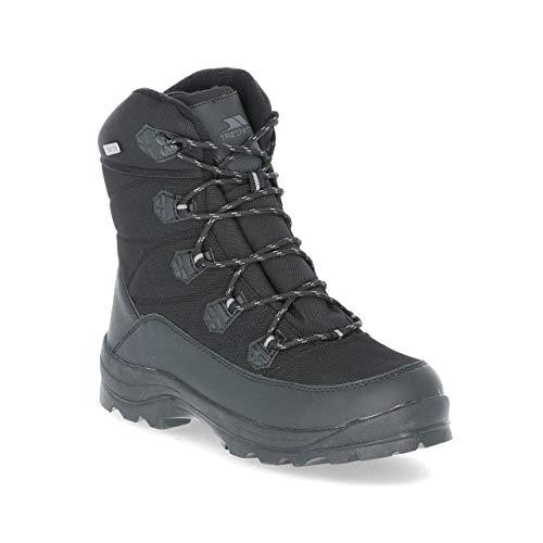 ZOTOS Mens Snow Boot BLACK 42