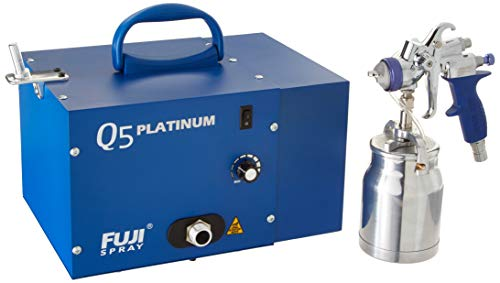 Fuji Industrial Spray Equipment PLATINUM-T70 Fuji 3005-T70 Q5 Platinum Quiet HVLP Spray System