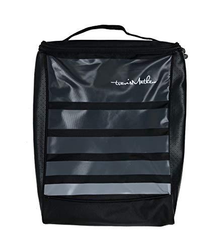 TravisMathew Shoe And Cooler Bag Black/Black One Size