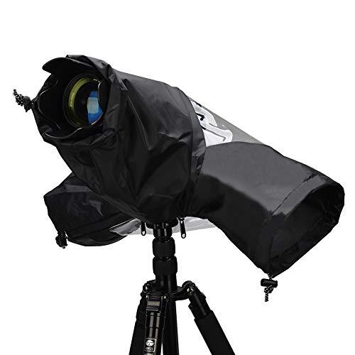 Professional Photo Rain Cover, CADeN Rain-Waterproof Camera Protector Cover for Canon Nikon Sony DSLR and Mirrorless Cameras
