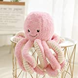 Auch Octopus Stuffed Animals, Octopus Plush Doll Play Toys for Kids Girls Boys Adults Birthday Xmas Gift Present