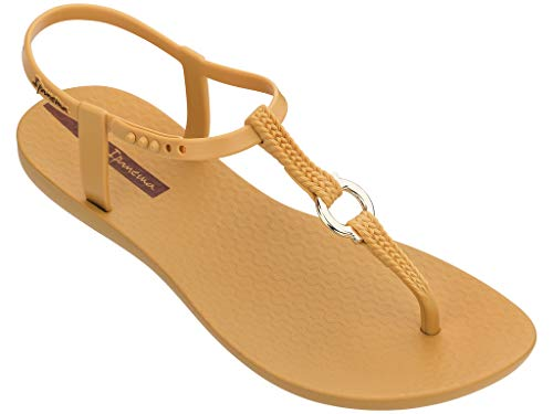 Ipanema Sandals Link, Yellow/Yellow, Size 9