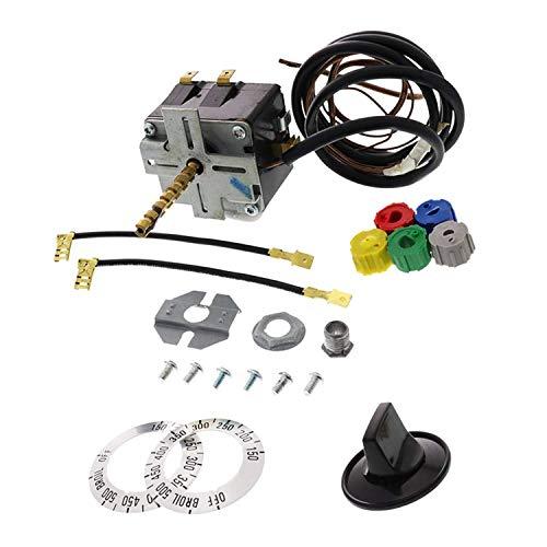 Repairwares Universal Range/Oven Thermostat 6700S0011
