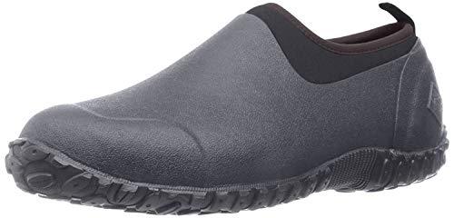 Muckster ll Men's Rubber Garden Shoes,black,10 US