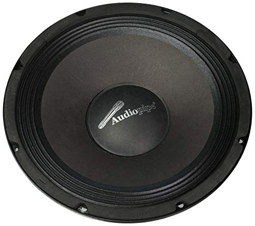 New AUDIOPIPE APLB-12 12' 800W Low/Mid Frequency Loudspeaker/Subwoofer APLB12