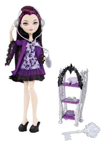 Ever After High Getting Fairest Raven Queen Fashion Doll