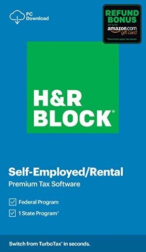 H&R Block Tax Software Premium 2020 with 3.5% Refund Bonus Offer (Amazon Exclusive) [PC Download]