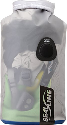 SealLine Discovery View Dry Bag, Blue, 5-Liter