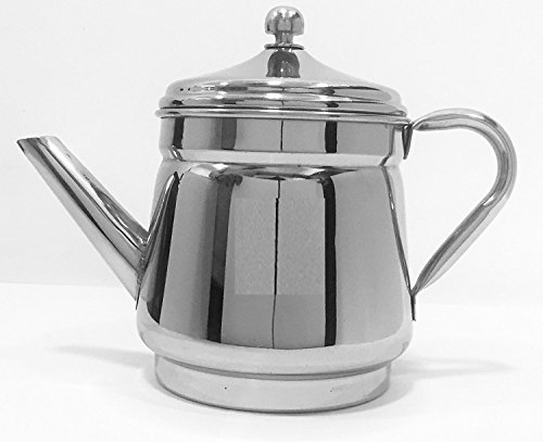 Coffee Kettle Drip Filter (3 CUP) Stainless Steel South Indian Filter Coffee Maker
