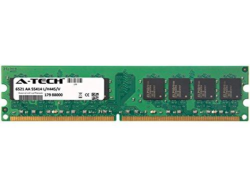 A-Tech 2GB STICK For HP-Compaq HP Pavilion Desktop S5501f S5503w S5510br S5510f S5510y S5520br S5603w S5604f S5611f S5623w S5623w-b S5703w S5705f S5713w S. DIMM DDR2 NON-ECC PC2-6400 800MHz RAM Memory