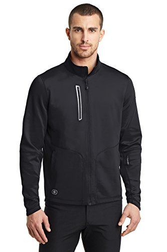 OGIO ENDURANCE - Fulcrum Full-Zip, Blacktop, XX-Large