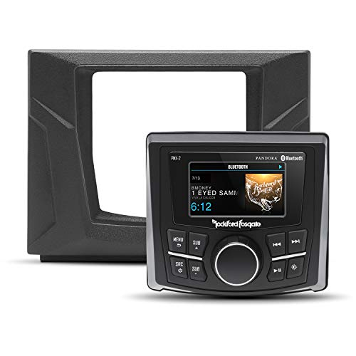 Rockford Fosgate GNRL-STAGE1 Stereo Kit for Select 2016-2020 Polaris General Models