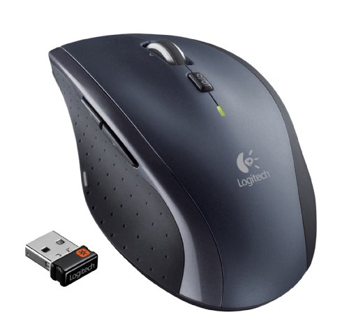 Logitech Wireless Marathon Mouse M705 (810-002525)