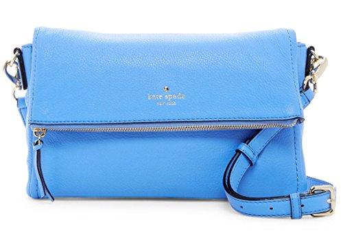 Kate Spade New York Cobble Hill Marsala Alice Blue Crossbody Handbag