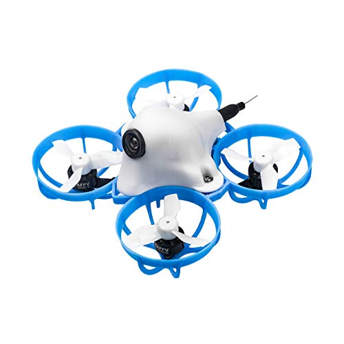 BETAFPV Meteor65 Racing 1S Brushless Whoop Drone with F4 1S Brushless FC V2.1 BT2.0 Connector 22000KV 0802 Motor M01 AIO Camera for Micro Tiny Whoop FPV Whoop Drone Quadcopter