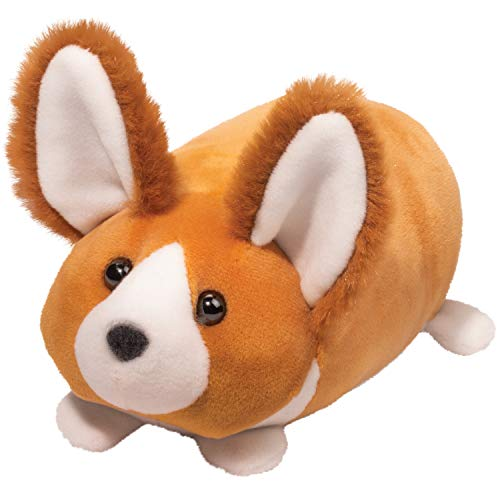 Dougas Corgi Dog Macaroon Plush Stuffed Animal
