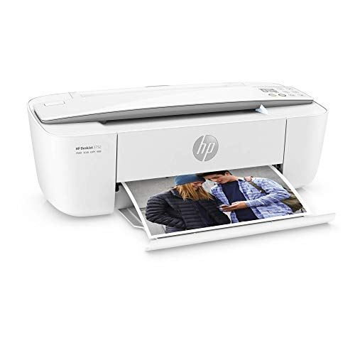 (Renewed) HP DeskJet 3752 Wireless All-in-One Compact Color Inkjet Printer, Scan and Copy with Mobile Printing, T8W51A