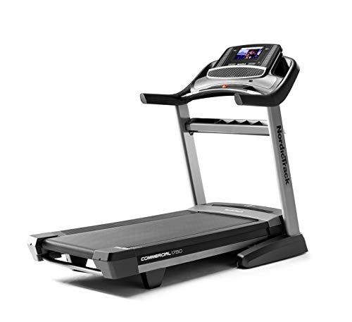 NordicTrack Commercial Series 10' HD Touchscreen Display Treadmill 1750 Model + 1 Year iFit Membership