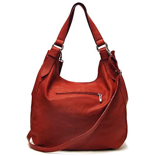 Floto Siena Women's Leather Shoulder Bag Handbag Purse