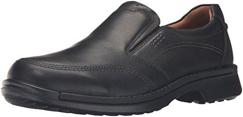ECCO Men's Fusion II Slip On Slip-On Loafer, Black, 44 EU/10-10.5 M US
