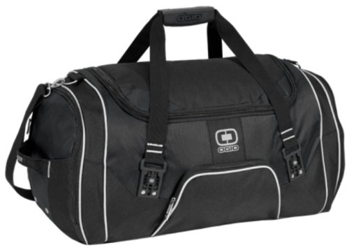 OGIO Rage Duffle Bag (Black)