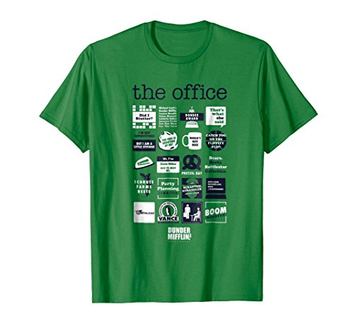 The Office Quote Mash-Up St. Paddy's Day Standard T-Shirt
