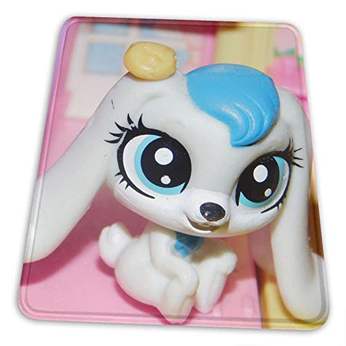 Littlest Pet Shop Bunny Electronic Sports Office Gaming Learning Rubber Non-Slip Mouse Pad