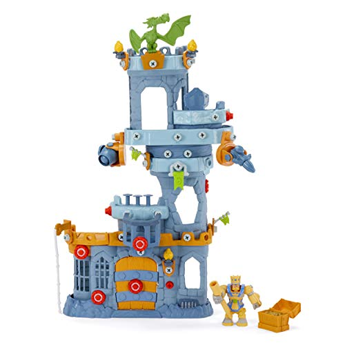 Little Tikes Kingdom Builders - Hex Castle, Multicolor