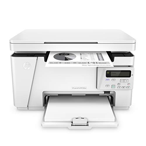 HP Laserjet Pro M26nw Wireless All-in-One Compact Laser Printer, Works with Alexa (T0L50A)
