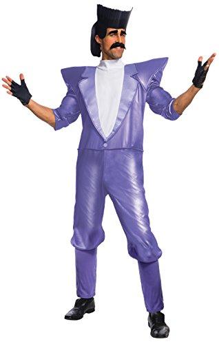 Rubie's Costume Co Despicable Me 3 Balthazar Bratt Costume, As Shown, Standard