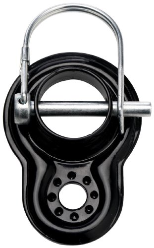 Coupler Attachments for Instep and Schwinn Bike Trailers, Flat Coupler for a Wide Range of Bicycle Sizes, Models, and Styles