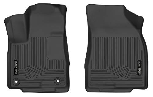 Husky Liners 52311Fits 2014-19 Toyota Highlander X-act Contour Front Floor Mats, Black