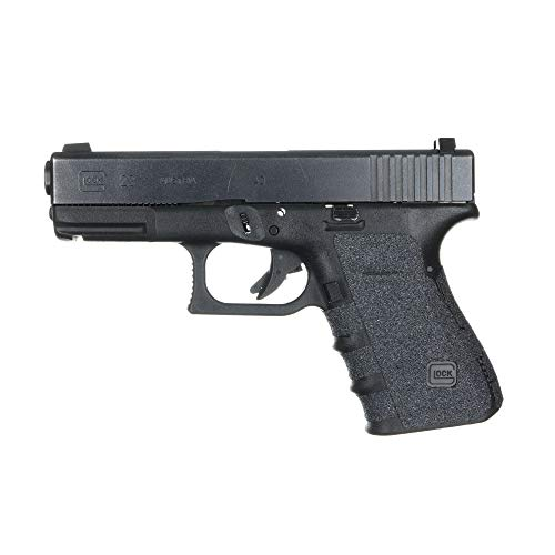 Talon Grips Adhesive Gun Grips for Glock 19, 23, 25, 32, 38, Rubber and Granulate Pistol Grips, Made in The USA