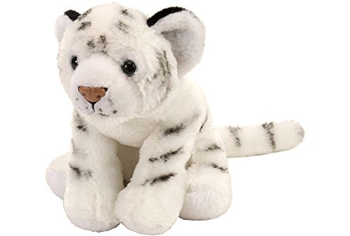 Wild Republic - Cuddlekins - White Tiger Baby - 8'