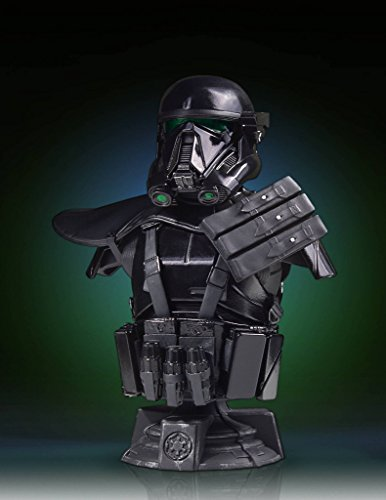 Entertainment Earth Star Wars Rogue One Death Trooper Specialist Mini-Bust