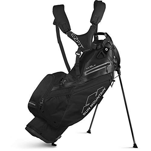 Sun Mountain 2020 4.5 LS Stand Bag (Black, 4.5 LS)