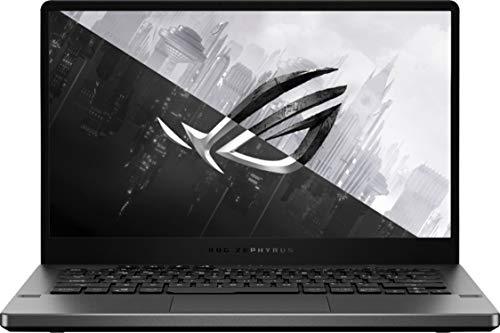 2020 ASUS ROG Zephyrus G14 14' VR Ready FHD Gaming Laptop,8 cores AMD Ryzen 7 4800HS(Upto 4.2 GHzBeat i7-10750H),Backlight,HDMI,USB C,NVIDIA GeForce GTX 1650,Gray,Win 10 (24GB RAM|1TB PCIe SSD)