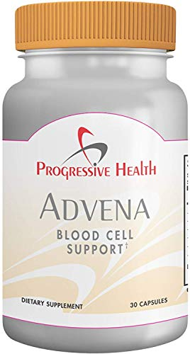 Blood Builder Supplement - Red Blood Cell Supplement That Includes: Vitamin C, Folic Acid, Vitamin B12, Iron (for Iron Deficiency), Zinc, Selenium, and Copper