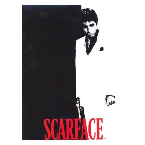 Universal Studios Scarface Al Pacino Queen Size Blanket-New!!