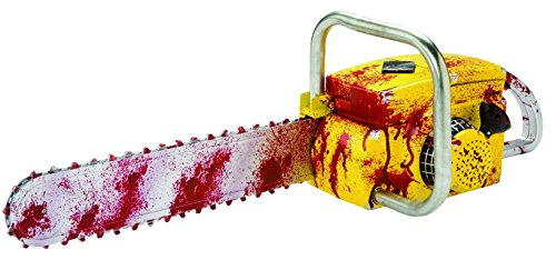 Rubie's Unisex-Adult's Animated Chainsaw, as Shown