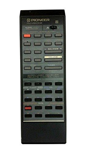 Pioneer Cu-vsx002 Remote Control for Vsx-3000 Vsx-3000-3 with Batteries