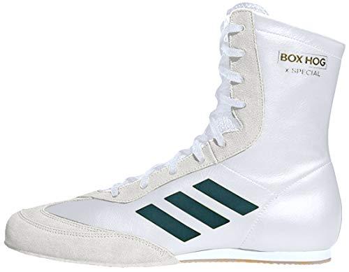 adidas Box Hog x Special Shoes Men's, White, Size 8.5